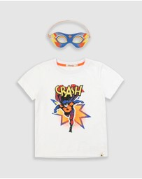 Billybandit - Glasses T-Shirt - Kids-Teens