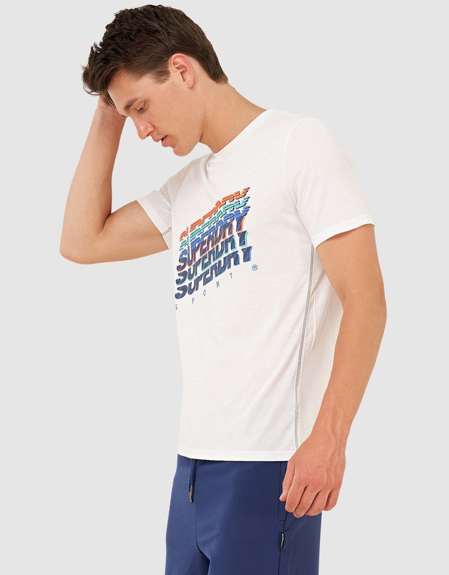 Superdry Sport - Training Graphic Tee