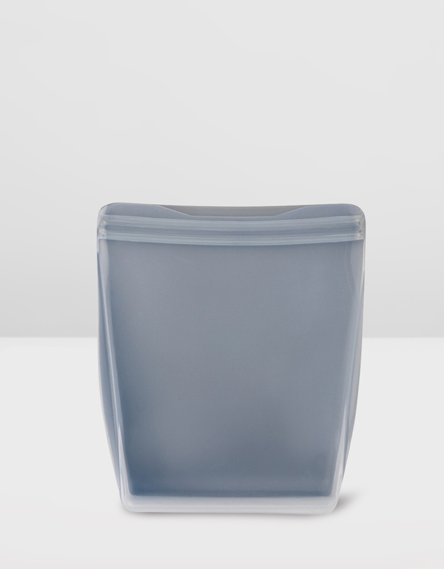 Life Reusable Silicone Bag Stand Up 1L