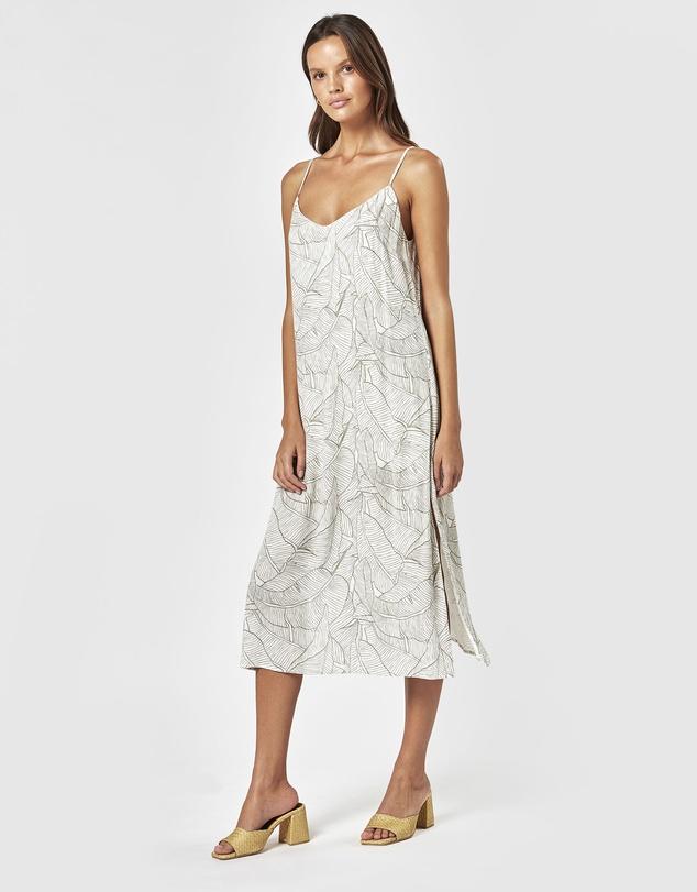Women Zen Midi Dress