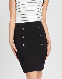 Marcs - Tammy Button Skirt