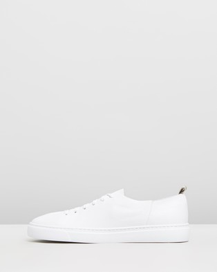 Mollini Orphic - Sneakers (White Leather)