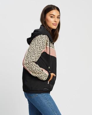 All About Eve Distinct Spray Jacket - Coats & Jackets (MULTICOLOURED)