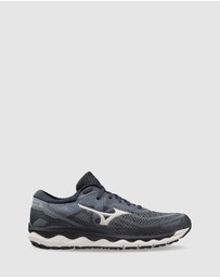 Mizuno - Wave Sky 4 (2E Wide) - Men's