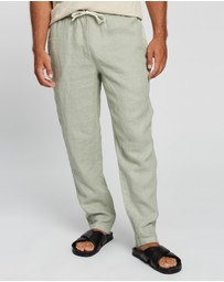 Assembly Label - Transition Pants