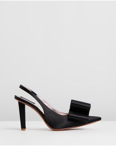 Marc Jacobs - High Slingback Pumps With Bow