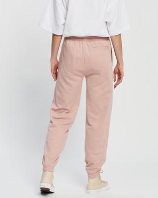 St Cloud Label Logo Track Pants - Sweatpants (Rose Pink)