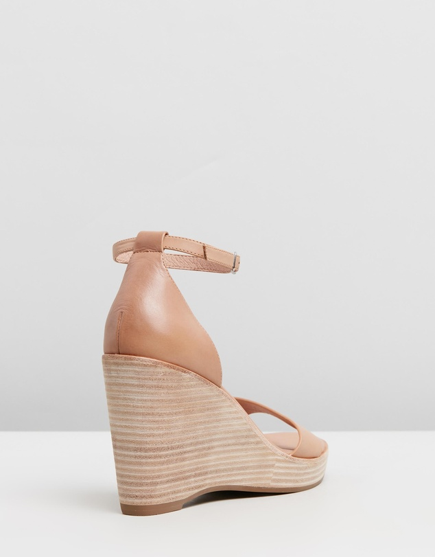 Jo Mercer - Belmont Wedge Sandals