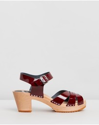 Funkis - Elska High Clogs