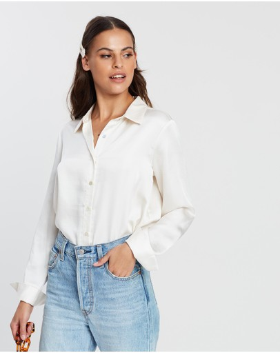de19c4cce4a Tops | Buy Womens Tops & Blouses Online Australia- THE ICONIC