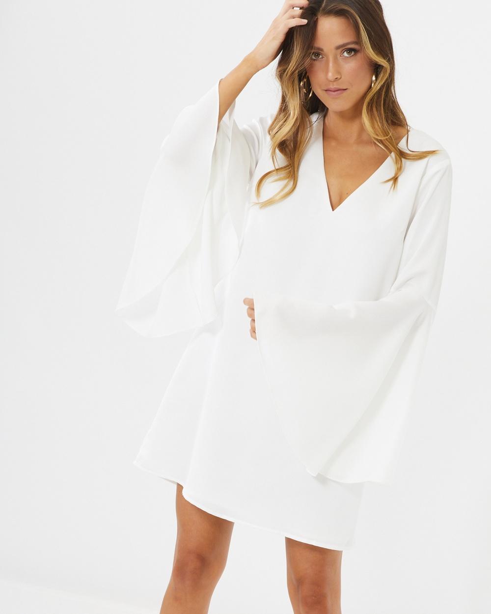 Calli Lea Dress Dresses White Lea Dress