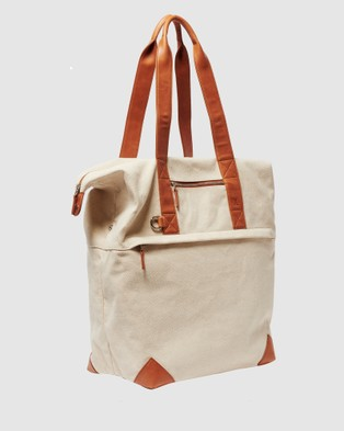 Atlas Lifestyle Co Bag 01 - Travel and Luggage (Natural)