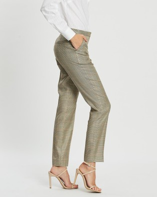 Farage Isla Pants - Pants (Gold)
