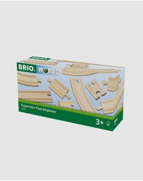 BRIO - Tracks - Expansion Pack Beginner 11 Pieces