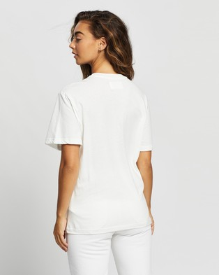 Rolla's Tomboy Multi Logo Tee - T-Shirts & Singlets (Multi)