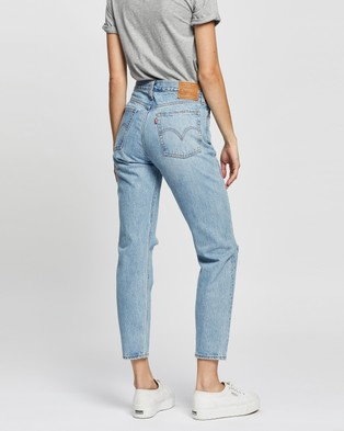 Levi's Wedgie Icon Fit Jeans - Crop (Authentically Yours)