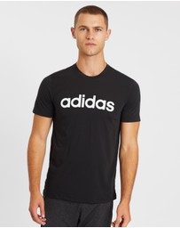 adidas Performance - Designed 2 Move Climalite Soft Logo Tee