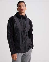 Superdry - Desert Alchemy Block Zip Hood