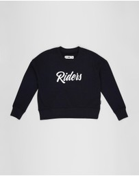 Riders Jnr By Lee - The Crop Sweat Riders Squad - Teens