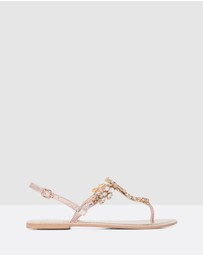Forever New - Serena Jewelled Tbar Sandal