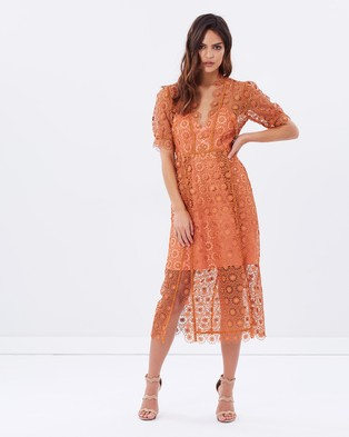 alice McCALL – Californian Dream Dress – Dresses (Amber)
