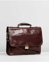 Republic of Florence - The King Servio Briefcase