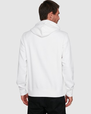 Element Inferno Hood - Jumpers & Cardigans (OPTIC WHITE)