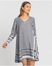 Cecilie Copenhagen - Dress 1 V Long Sleeves