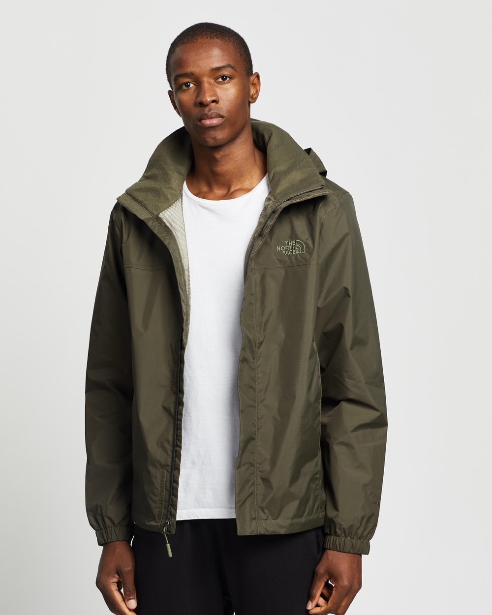 The North Face Resolve 2 Jacket Coats & Jackets New Taupe Green