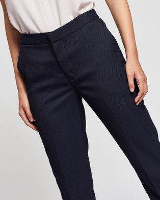 Farage Emile Micro Trousers - Pants (Navy)