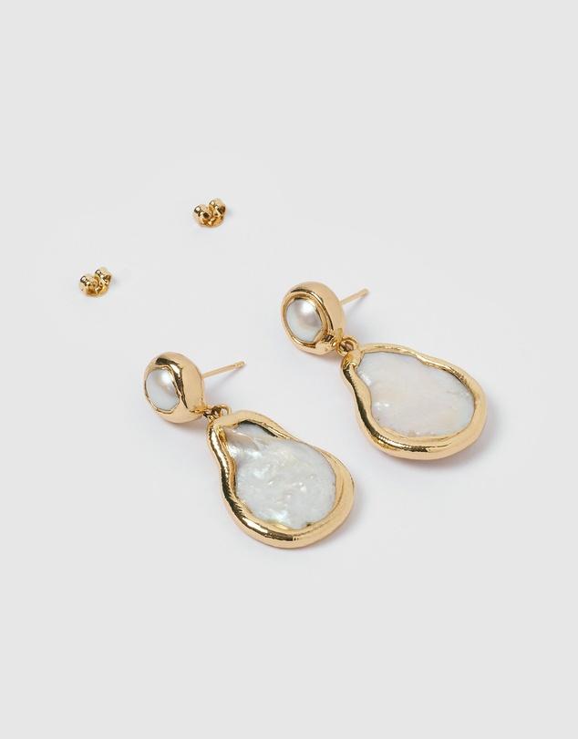 Women Amberly Earrings