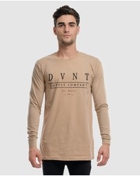 DVNT - Deluxe Long Sleeve Tee