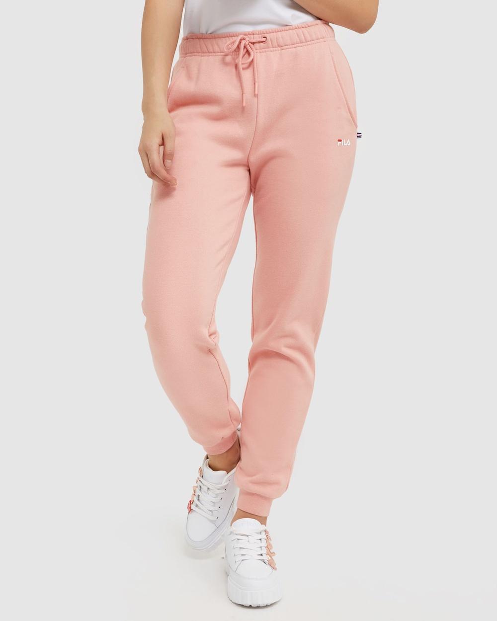 Fila Classic Pants Sweatpants Mellow Rose Australia