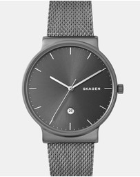 Skagen - Ancher Grey Analogue Watch