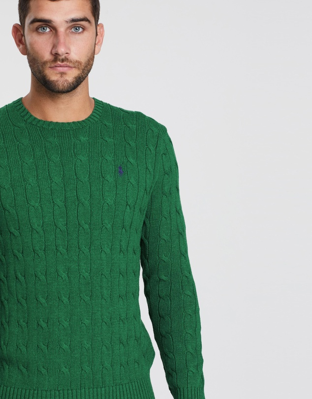 Polo Ralph Lauren - LS Cotton Sweater