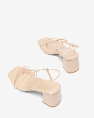 Nelson Made Juliette II - Sandals (Sand Leather)