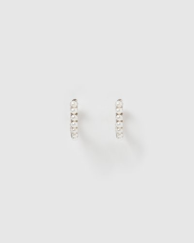 Talita Huggie Earrings