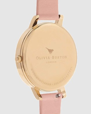 Olivia Burton Big Dial - Watches (Pink)