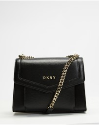 DKNY - Polly Flap Cross-Body Bag