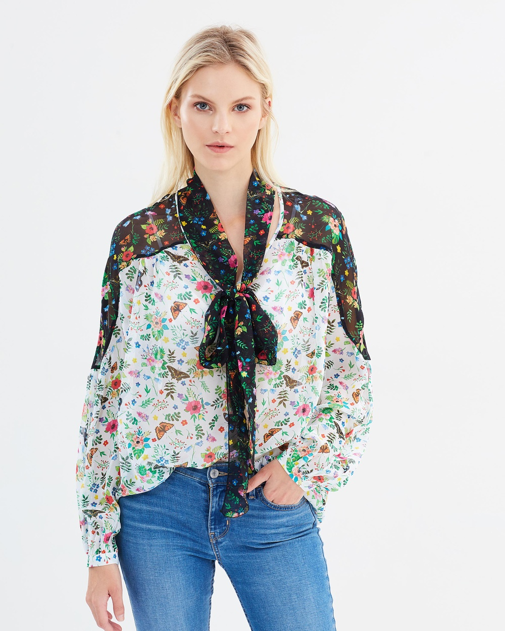 Donna Ida Maggie In Love Top Tops Enchanted Meadow Maggie In Love Top