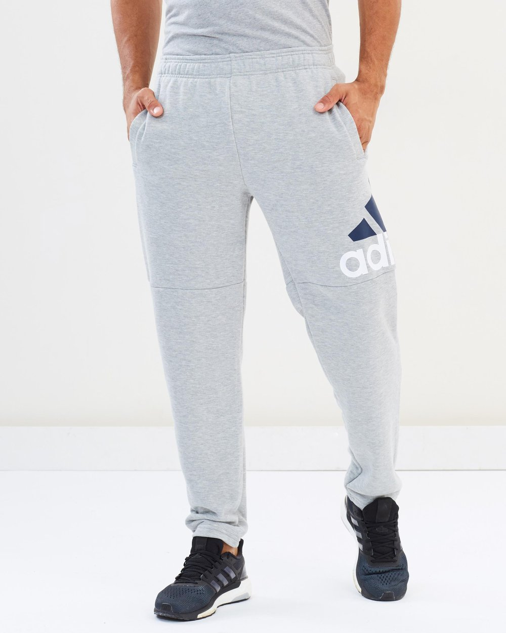 8ffa119c Essentials Logo French Terry Pants by adidas Performance Online | THE  ICONIC | Australia