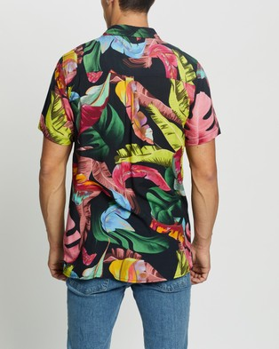 Abrand A Resort Shirt - Casual shirts (Hyper Hawaiian)