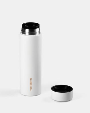 VoR??utte - VR Water Bottle - Running (White)