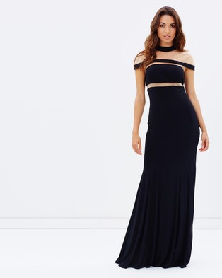 Grace & Hart – Muse Gown – Dresses (Black)