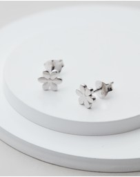 Michael Hill - Flower Stud Earrings