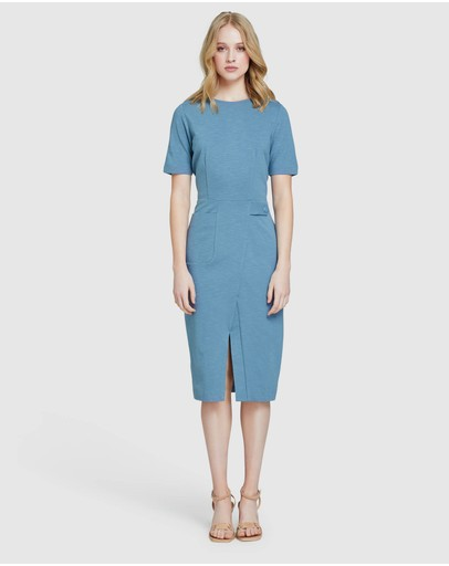 Oxford - Roxy Ponti Dress