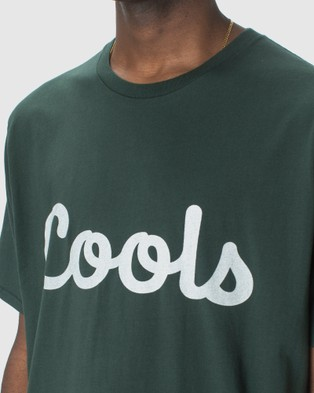Barney Cools Cools Tee - Short Sleeve T-Shirts (Forest)