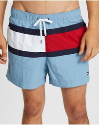 Tommy Hilfiger - Core Flag Swim Shorts