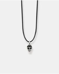 THOMAS SABO - Little Secrets Skull Choker Necklace