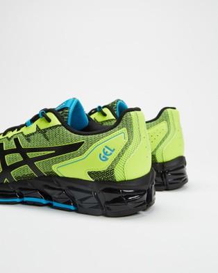 ASICS GEL Quantum 360 6   Men's - Casual Shoes (Hazard Green/Black)